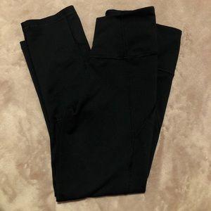 underarmor athletic black leggings